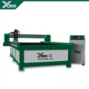 Table Plasma Cutting Machine Ithunyelwe ku Customer