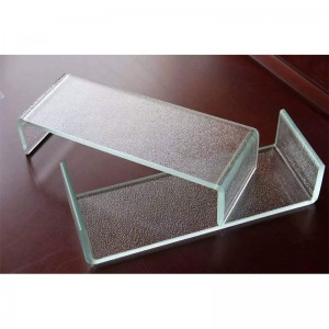 High Performance U Profile Glass/U Channel Glass System