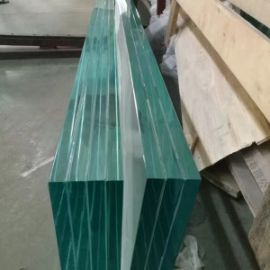 Dupont Authorized SGP Laminated Glass