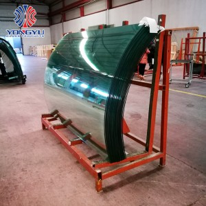 Curved Safety Glass/Bent Safety Glass