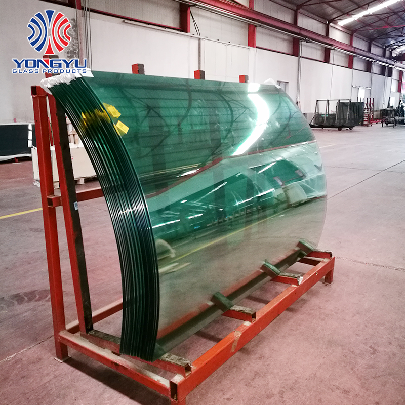Curved Safety Glass/Bent Safety Glass Featured Image