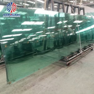 Jumbo/Oversized Safety Glass