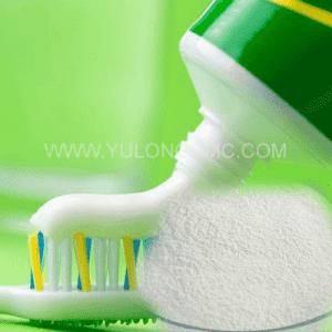 Leading Manufacturer for Capsule Disintegrant Croscarmellose Sodium - Toothpaste Industry – Yulong Cellulose
