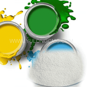 Bottom price High Viscosity Cmc Oil Drilling Grade - Painting – Yulong Cellulose