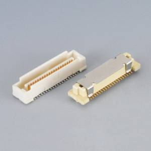 Board To Board Pitch :0.8MM  SMD Top Entry Type H5.0MM Position 10-100Pin