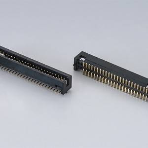 Box Header  Pitch:1.27mm(.050″)  Dual Row  SMT