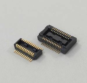 Board To Board Connectors Pitch :0.4MM(.016″) SMD H:1.5MM Position 10-100Pin
