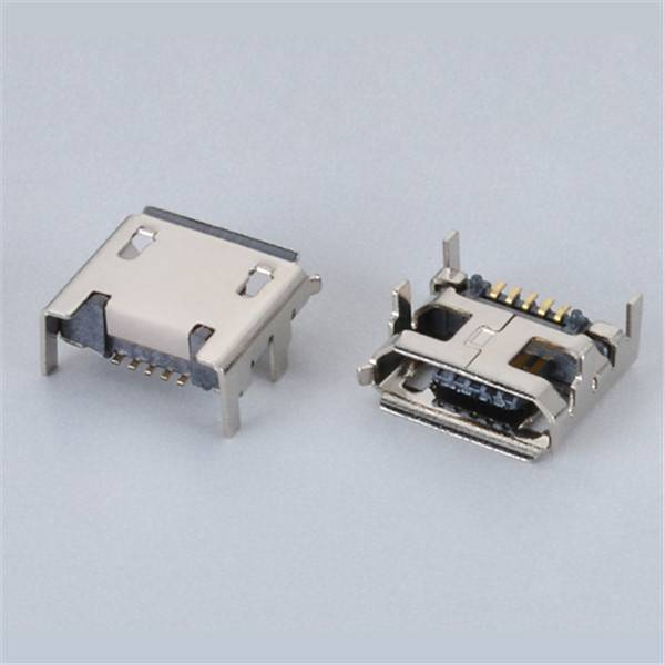 Micro USB Female 5Pin DIP and SMD Type Featured Image