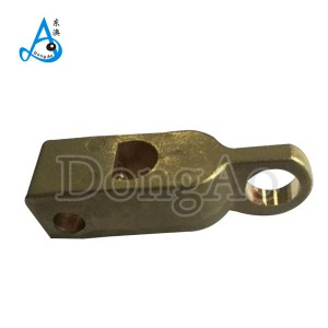 DA09-006 Machining products
