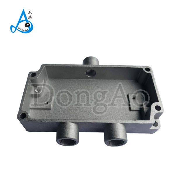 Renewable Design for DA01-017 Die casting Export to Holland