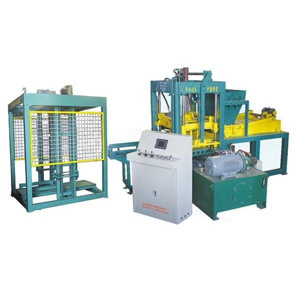 Reasonable price for Nyqt4-15 automatic brick machine for Grenada Factory