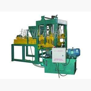 Reasonable price for Fully automatic hydraulic brick making machine NYQT4-10 for Latvia Manufacturer
