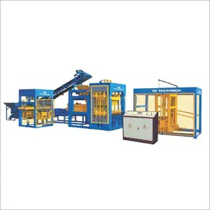 semi- automatic Fly ash brick making machine  in india