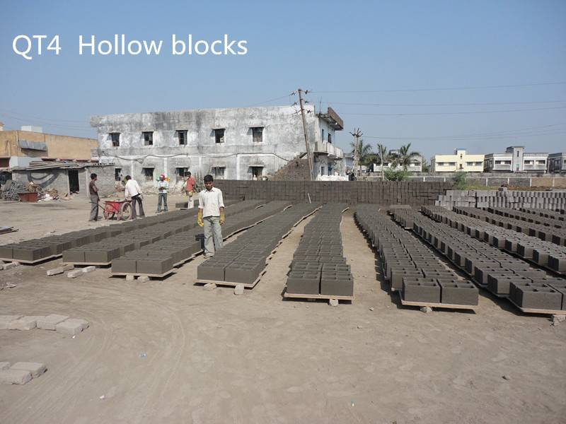 semi- automatic Fly ash brick making machine Featured Image