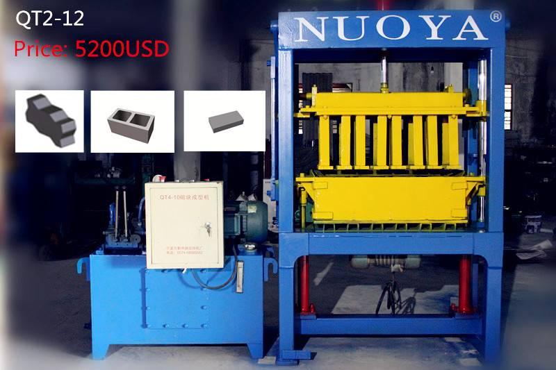 china hydraulic brick making machine factory Featured Image