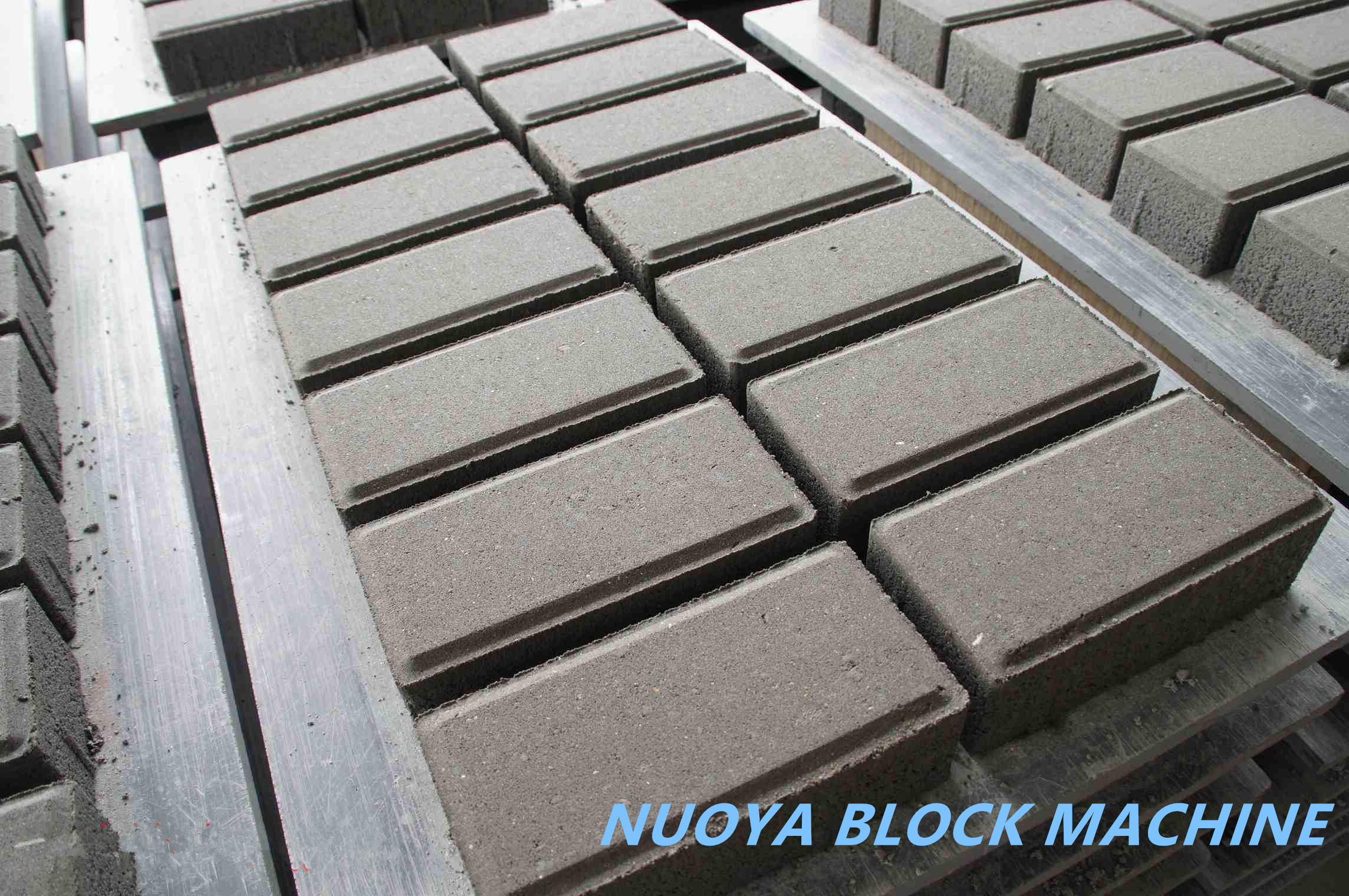 Full Automatic Concrete Brick Making Machine\ Automatic Brick Machine\Block Machine Featured Image