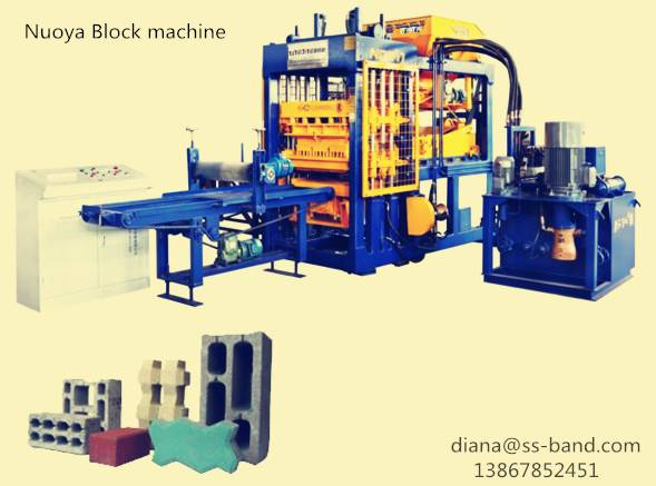 Cheap Fly ash brick machine Featured Image