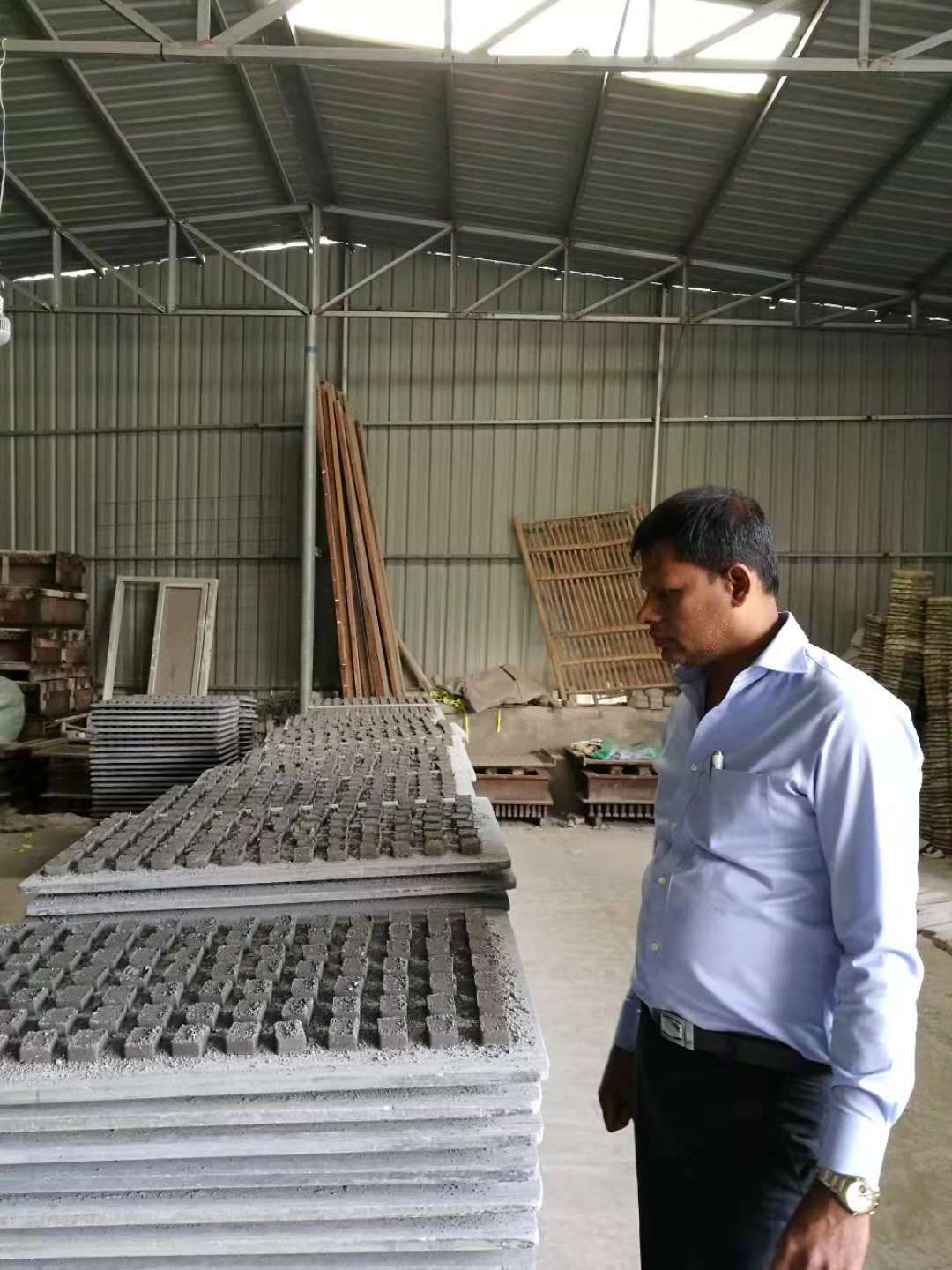 fully   automated  brick making plant Featured Image