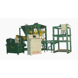 Nyqt4-15 automatic brick machine
