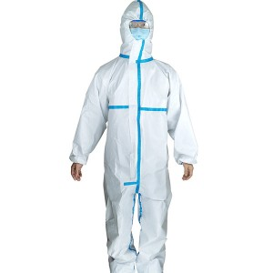 Protection Suit Disposable Medical Protective Clothing
