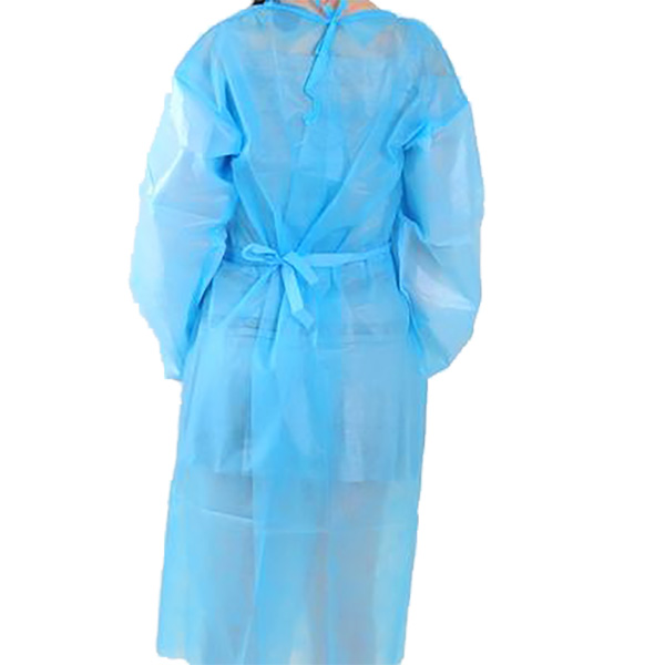 Disposable Isolation Medical Sterile Surgical Gown Featured Image