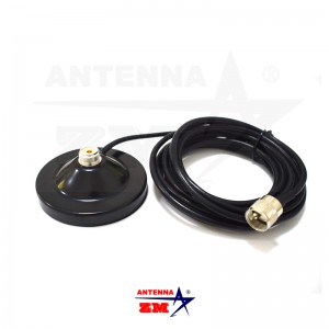3.5inch Car Antenna Magnetic Mount