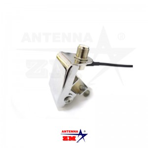 Universal PL259 Car Radio Antenna Bracket