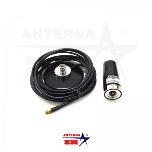 New 3.6inch Car Antenna Magneic Mount