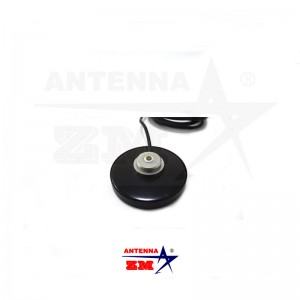 3.7inch NMO Mobile Antenna Magnetic Mount Base
