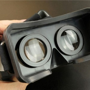 VR One-Piece Lens, Head-Mounted VR Glasses, VR Device, VR BOX Lens