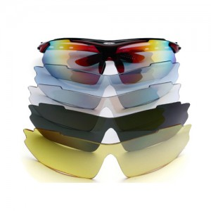 Motorcycle Wind Iilens, Offroad Goggles lenses, Racing spectacles Lens, Knight izipeksi lenses