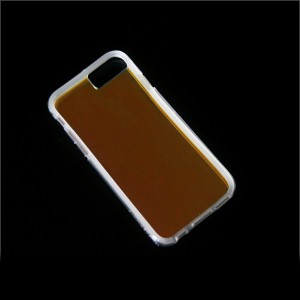 Kleurvolle Transparent Mobile Phone Shell
