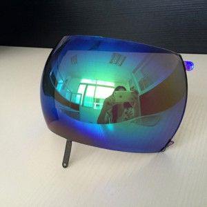Electroplated Skiing Lenses