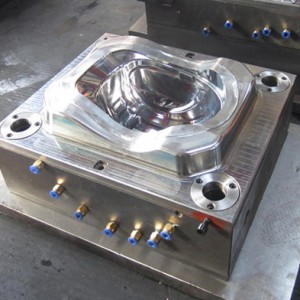Helm Shell Mould