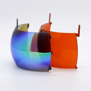 Colorful Large Spherical Goggles Lenses