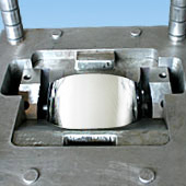 Sécherheet Helm Lens Mould