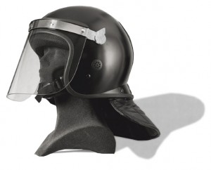 Online Exporter Design Force Police Safety Anti Riot Helmet With Visor