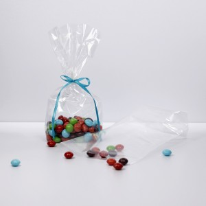 Wholesale Discount Mylar Ziplock Bags With Window – BOPP Printed Bag – Threestone