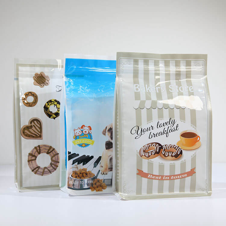 New Arrival China Nuts Box Pouch Bag -