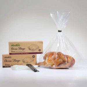 Factory Free sample Oven Bags -