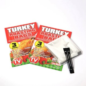 Oven Turkey Bags, Slow Cooker Liners