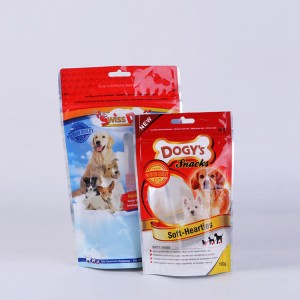 doy-pack stand up pouch