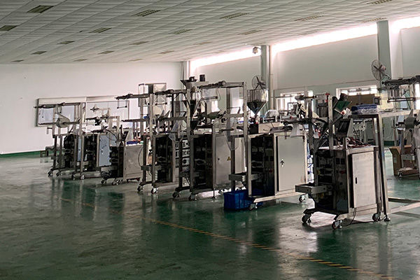 What kind of production line needs a fully automatic packaging machine?