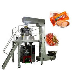 Leading Manufacturer for	French Fries Fryer Machine	-