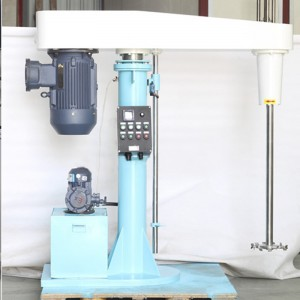 Hydraulic Lift High Speed Disperser