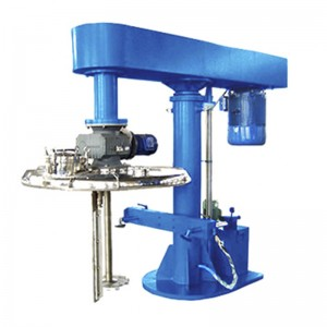 Hydraulic Paint Disperser