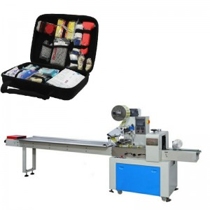 Medical supplies packaging machine