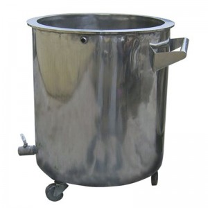 Movable Production Vessel Kettle