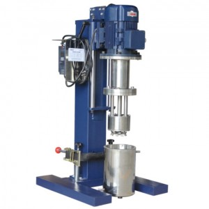 Basket Sand Mill Grinding Machine for Paint, Ink