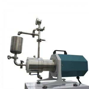 China Single-Three Stages Pilot Lab Inline High Shear Mixer